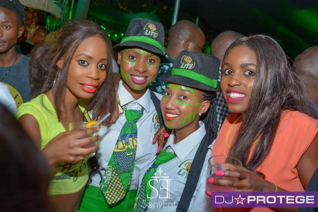 Tusker Lite Party with Dj Protege