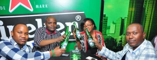 PUSHING INNOVATION – HEINEKEN® 'LARGER THAN LIFE' LAUNCH