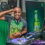 Dj Protege at the #LiteTheWay party with Tusker Light at Vineyard Westlands