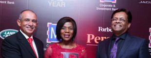The 2016 Forbes African Person of the year